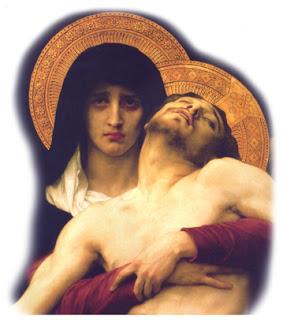 Jesús muere crucificado