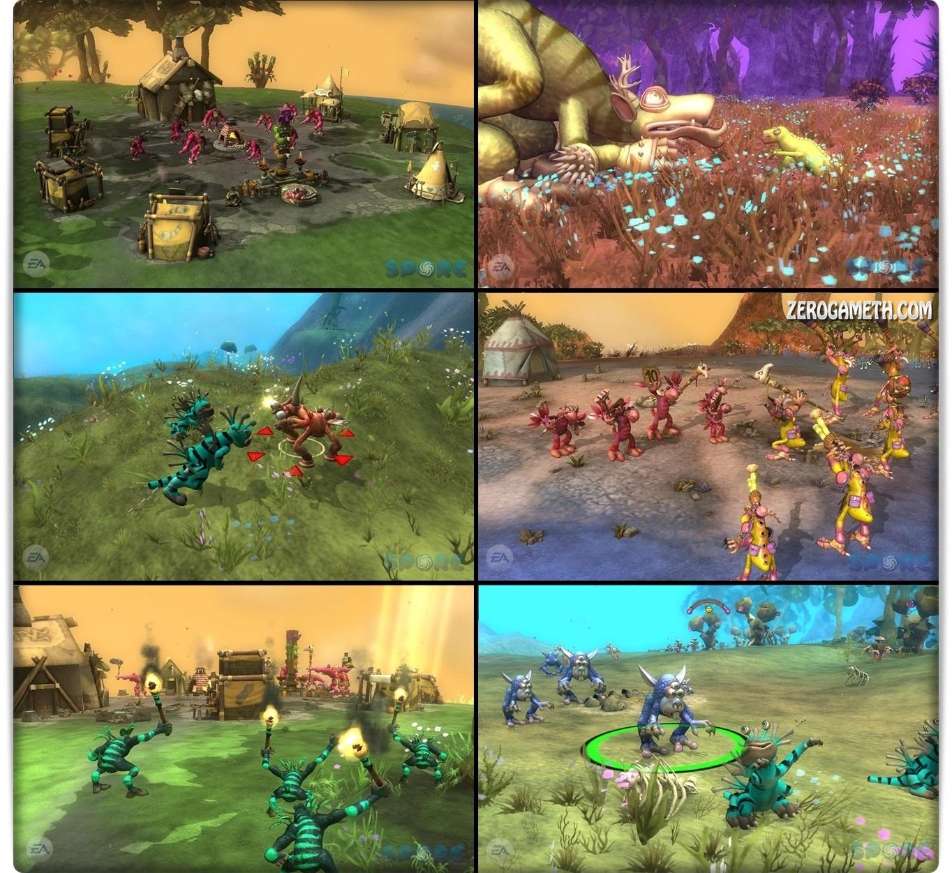 pc เกม Zerogameth เกมใหม่ 2016 เกมเก่า