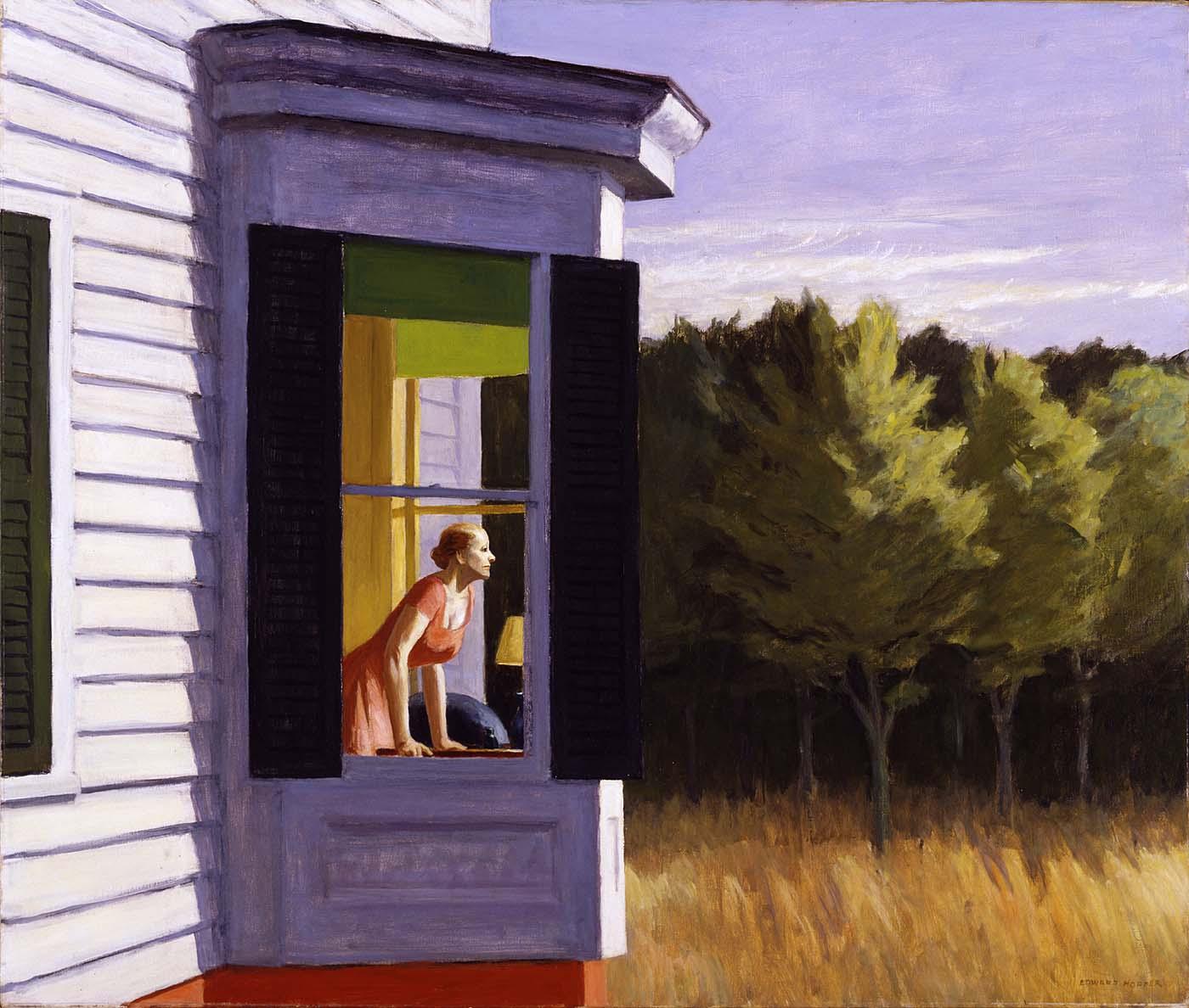 Aujourd 180 Hui Val 233 Ry Edward Hopper Painter