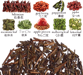 hojicha roasted green tea herbal remedies skin beauty diet