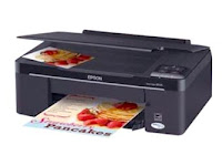 Epson Stylus NX125 Printer Review