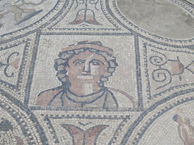 Mosaico original de Volubilis