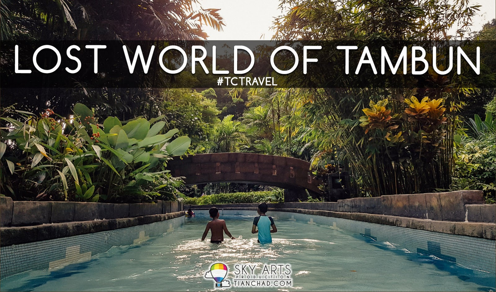 Lost world of tambun must try ride tctravel lost world of tambuns must try ride 660m adventure river gumiabroncs Choice Image