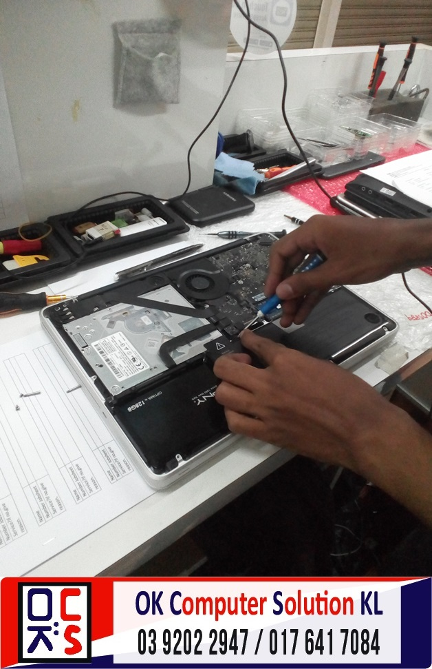 [SOLVED] MACBOOK A1278 ROSAK | REPAIR MACBOOK CHERAS 5