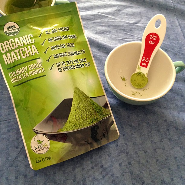 Kiss Me Organics Matcha Green Tea Culinary Grade vs Ceremonial Grade - photo credit: intrice.blogspot.com