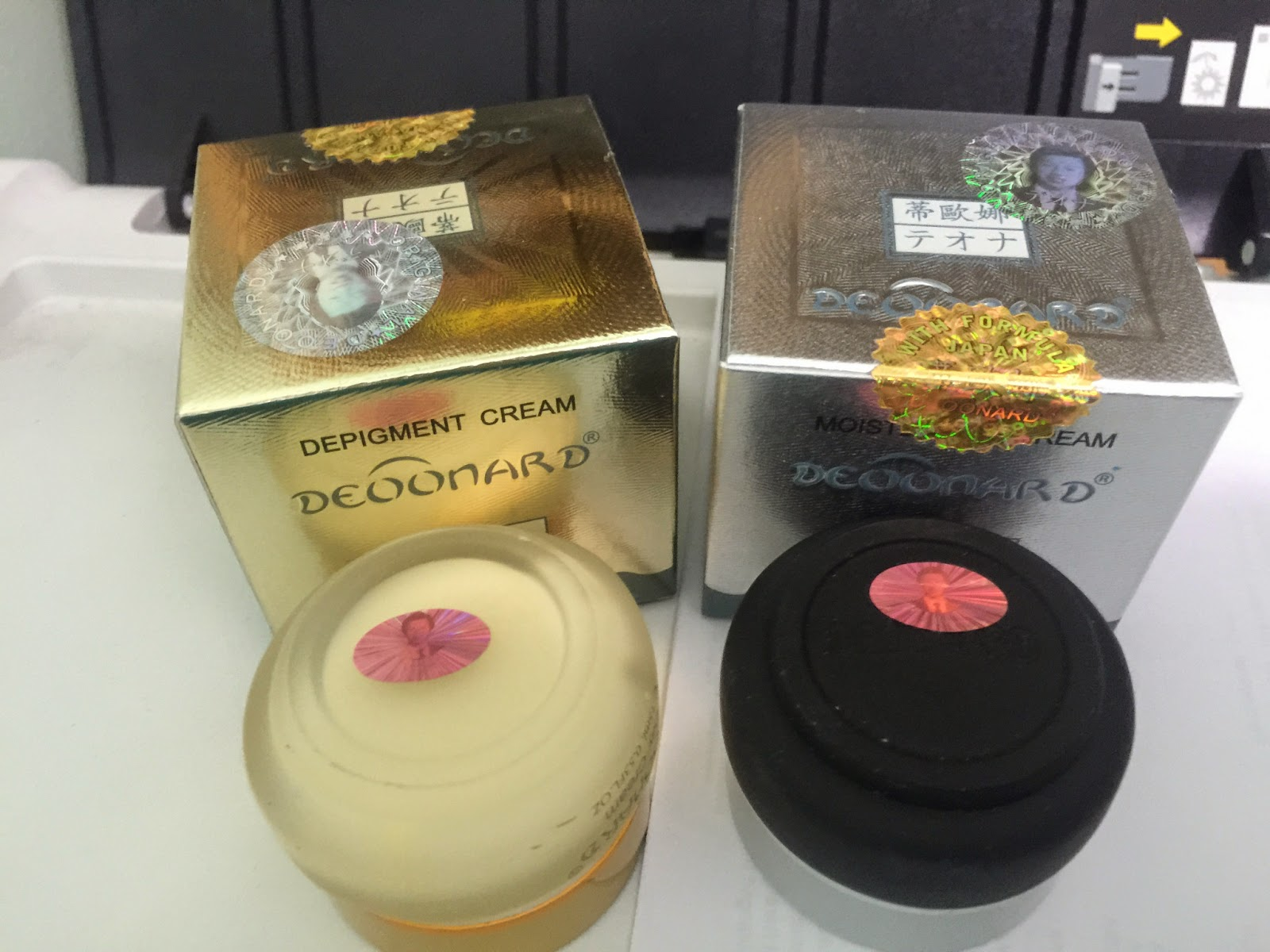 Deoonard Gold Silver Toko Online Kosmetik Night Cream Krim Malam Kemasan Terbaru Juni 2015