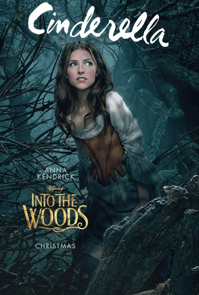 Poster: Into the Woods