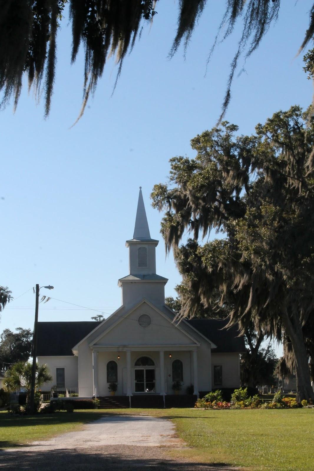 Iglesia en Hopewell