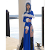 Juvia de Fairy Tail Cosplay