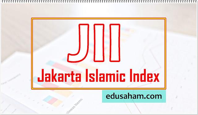 Daftar Saham Syariah JII 2019 Terbaru