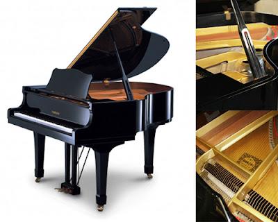 Những mẫu đàn grand piano sẽ được quan tâm năm 2017