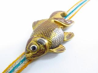 アンティークの魚