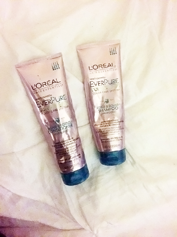 L'Oreal EverPure Repair & Defend Review