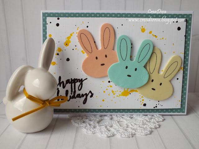 Zajączki wielkanocne / Easter Bunnies