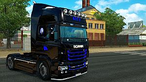 Scania RJL City skin