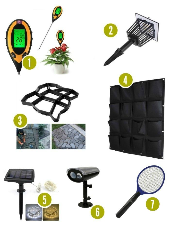 Muy til gadgets y accesorios para el jard n guia de jardin for Accesorios para jardin
