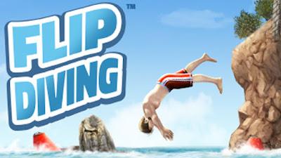 لعبة Flip Diving اون لاين