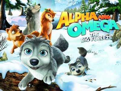 Film Alpha and Omega 2016