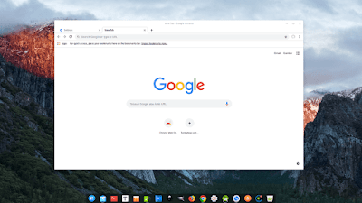 Install latest Chrome in Deepin