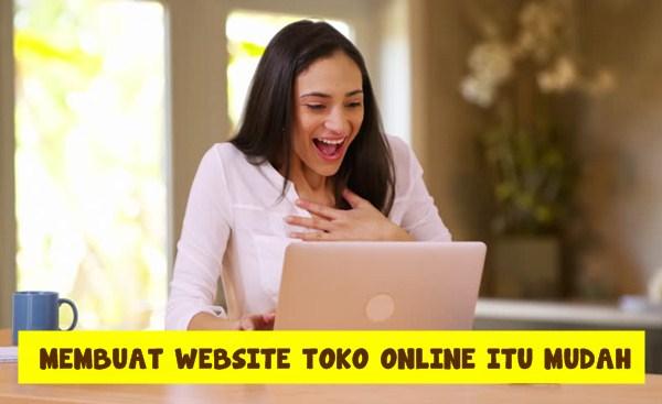 Membuat Website Toko Online