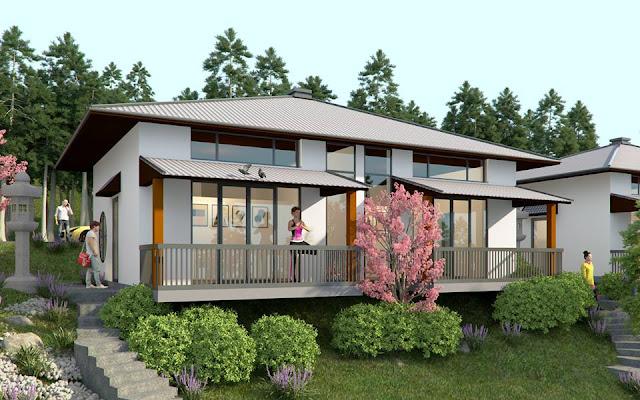 Thiết kế biệt thự Ohara Villas Resort
