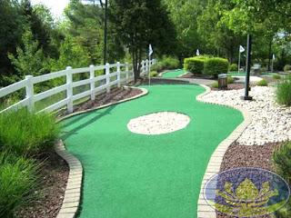 Quy trình thi công sân golf đúng tiêu chuẩn