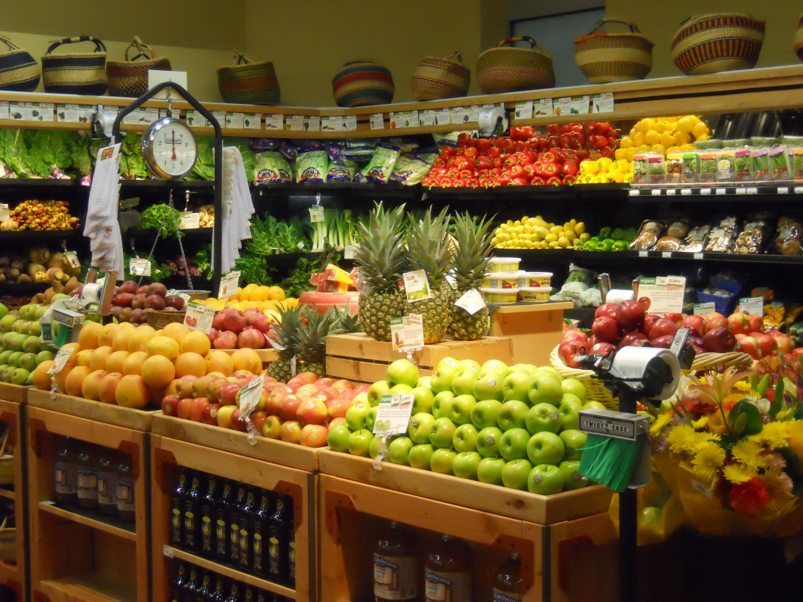Best Grocery Stores For Organic Food