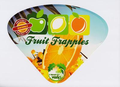 ventarola modelo de fruta
