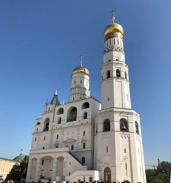 Campanário de Ivan III da Rússia