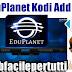 EduPlanet Kodi Add On | Calcio , Musica , Sport , Documentari, Videocorsi e Guide , VideoRicette, Cartoni Animati e .. Tanto Altro Ancora