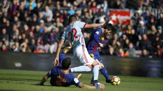 Barcelona vs Celta Vigo 2-2 Video Gol & Highlights