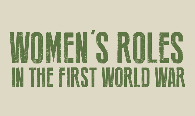 Women's Roles in the First World War