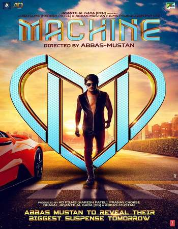 Machine 2017 Full Hindi Movie Free Download