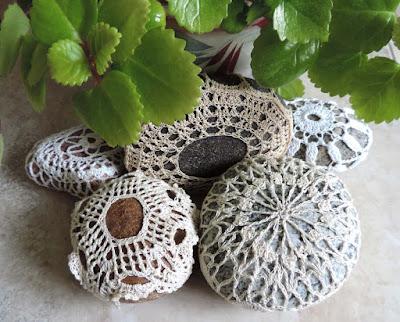 #crochetedstones