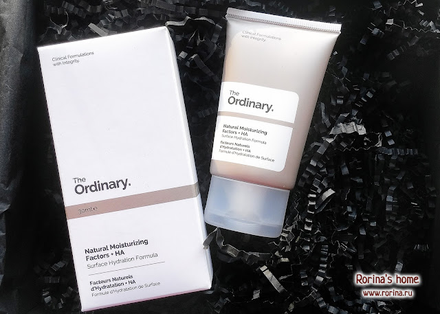 Крем для лица Deciem The Ordinary Natural Moisturizing Factors + HA