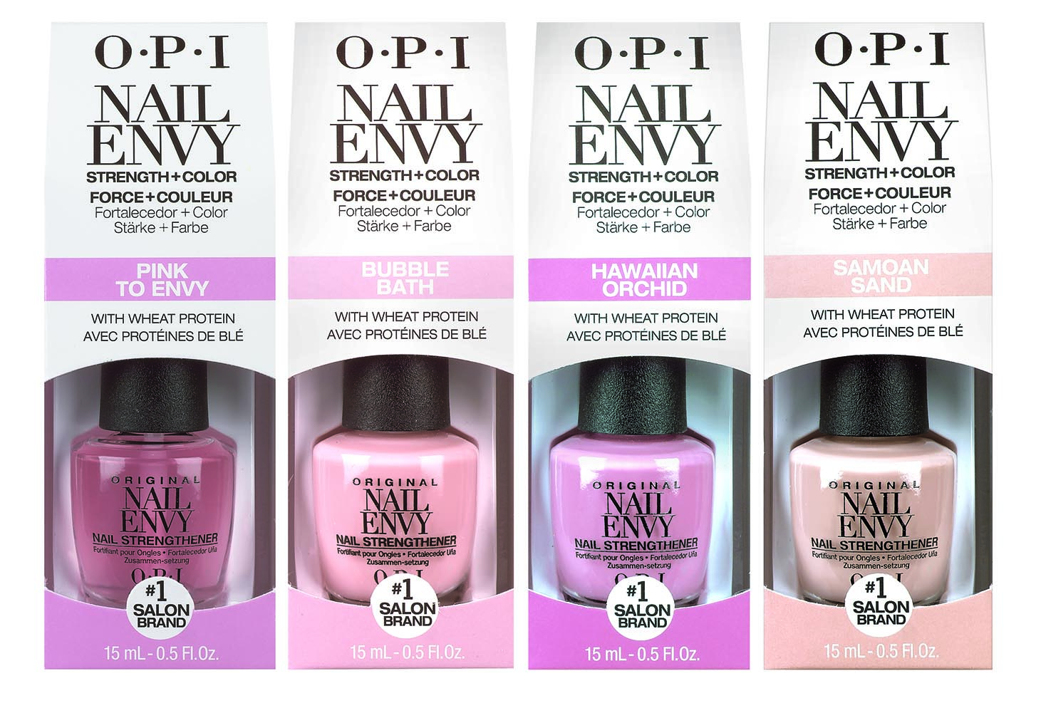 OPI Nail Envy - Strength In Color - Polish Galore