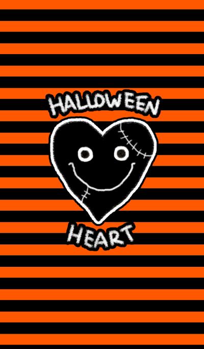 Heart kid Ver.halloween