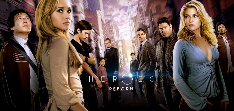 Clip Promo: Serialul HEROES Revine La NBC Cu O MiniSerie EVENIMENT Intitulată: HEROES REBORN