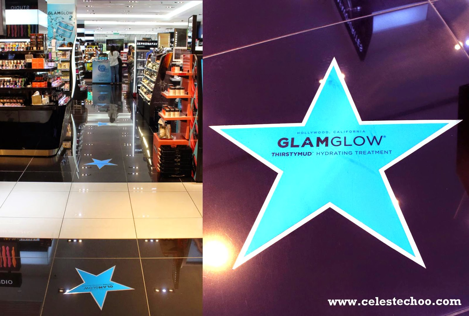 glam-glow-malaysia-walk-of-fame-hollywood-style