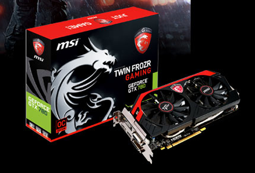 MSI Geforce GTX 780