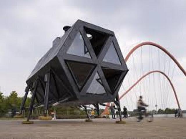 Gambar Robot Rumah