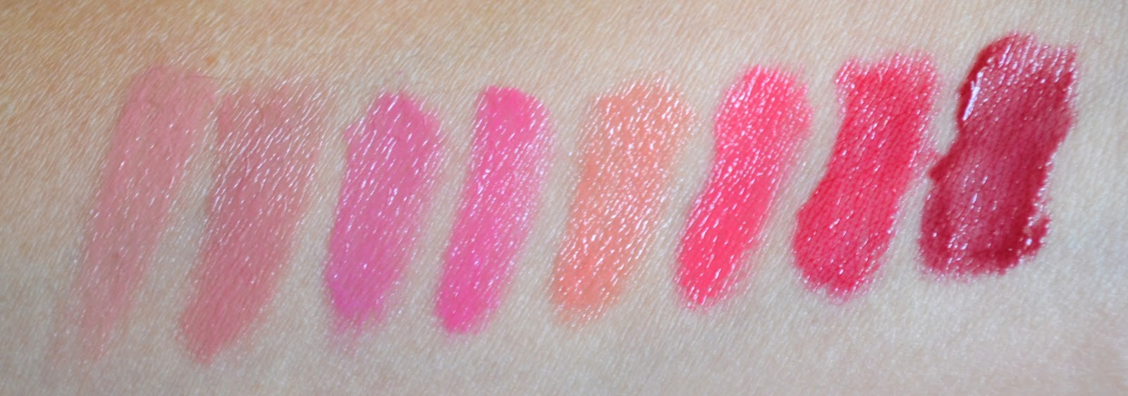 Aquaheart: Worth It? Maybelline Lip Gloss Palette