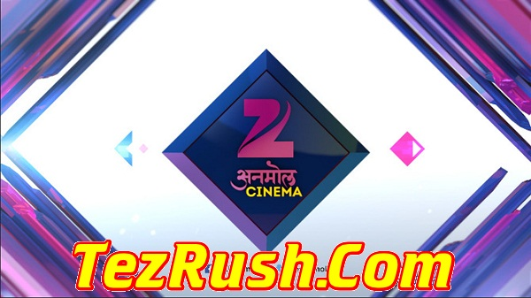 Zee Anmol Cinema TV Channel Official Logo 2018 TezRush