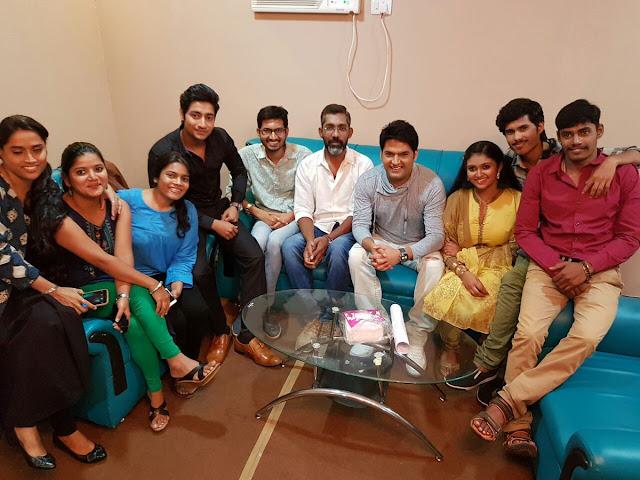 'Sairat' Cast On 'The Kapil Sharma Show'  1st Time Promotion Of A Marathi Movie!