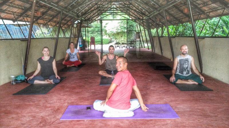 Running My First Yoga and Meditation Retreat