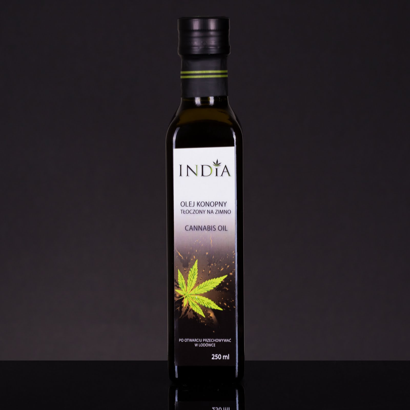 CANNABIS OIL - HEMP OIL