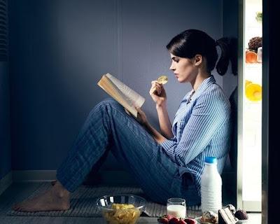 El síndrome del comedor nocturno-.SABIAS QUE MAS DEL 50% DE LA POBLACION LO PADECE?