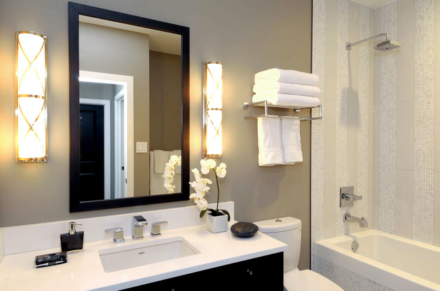 Bathrooms Are Tiny Places In The House. Even The Most Spacious Bathrooms  Are Kind Of Congested Because There Is A Lot Going On. Usually, There Is A  Tub, ...