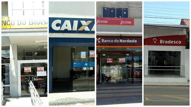 Agências bancárias em Delmiro Gouveia  encerram atendimento ao público dia 28 de dezembro