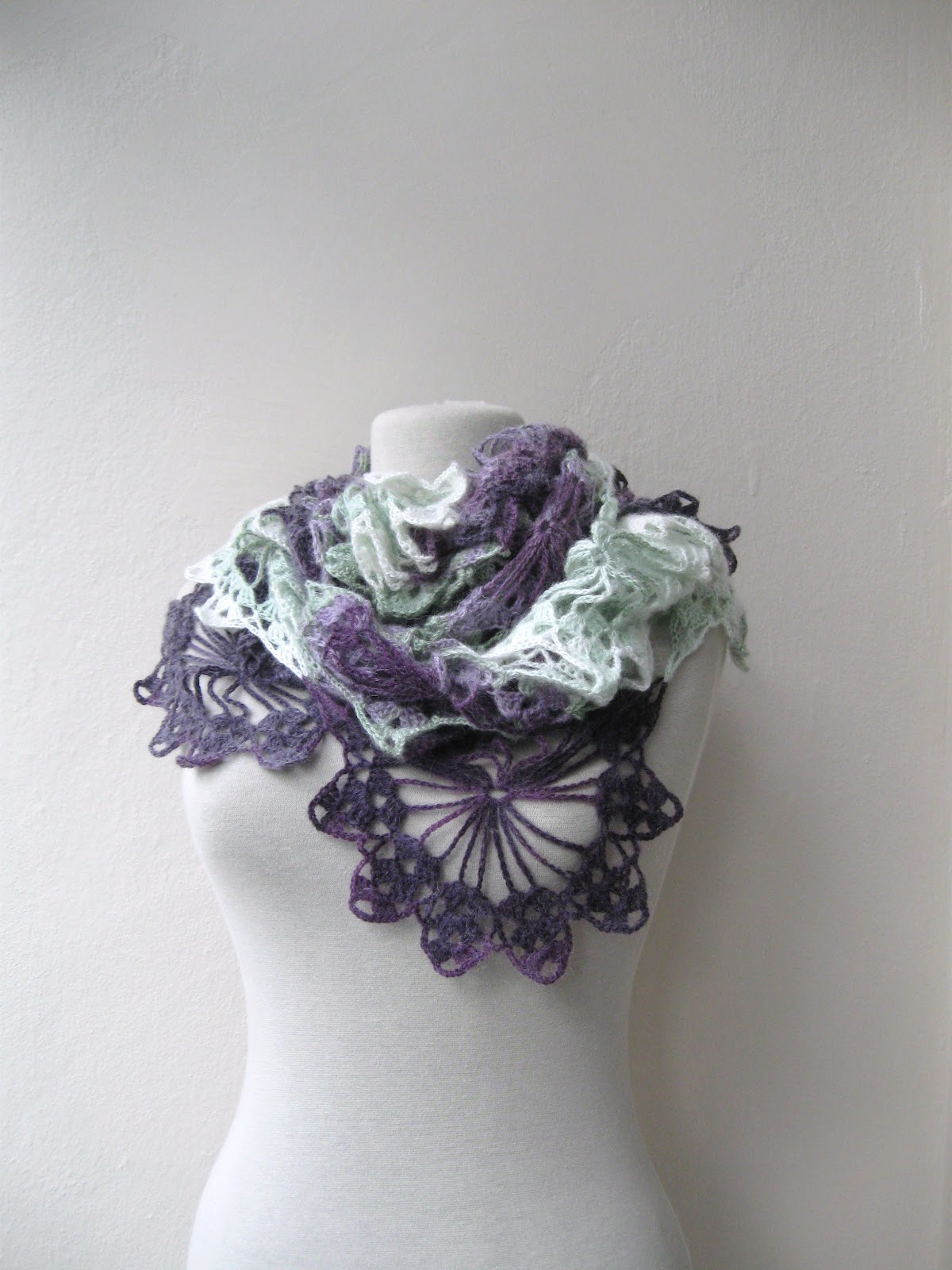 Knitting And Beading Wedding Bridal Accessories and Free ...